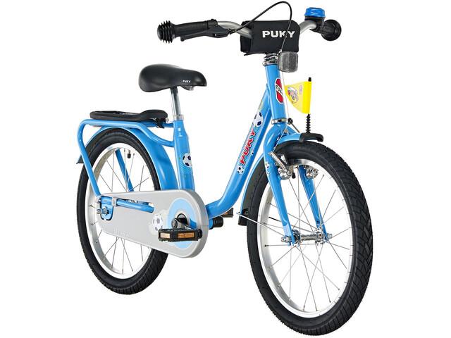 Puky Z 8 Børnecykel grå/blå | City-cykler